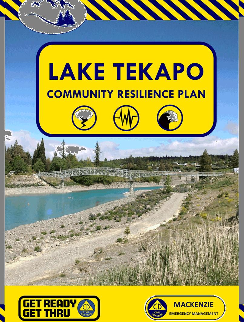 Agenda of Tekapo Community Board Meeting - 24 October 2018